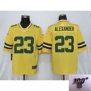 Green Bay Packers Jaire Alexander Jersey